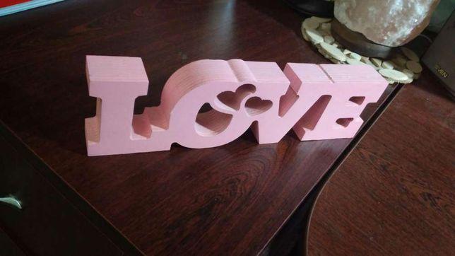 Объемные буквы для декора, для фотосессии