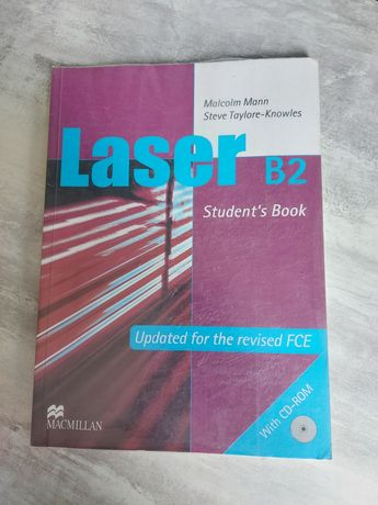Student's Book Laser B2