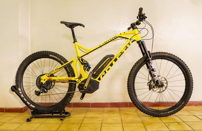 Rower elektryczny enduro full Mondraker E Crafty XR rama L koła 27.5