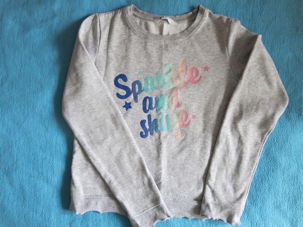 Bluza H&M, rozmiar 170, bawełniana, stan: bardzo dobry