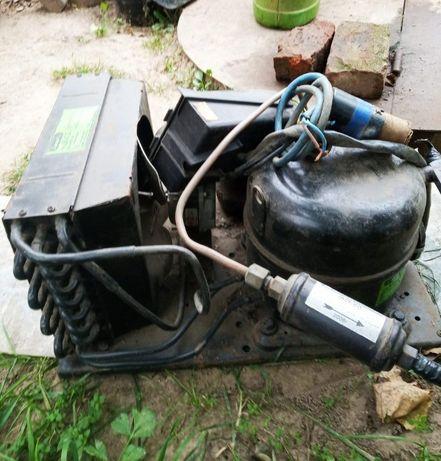 Продам мотор компресор от промышленного холодильника