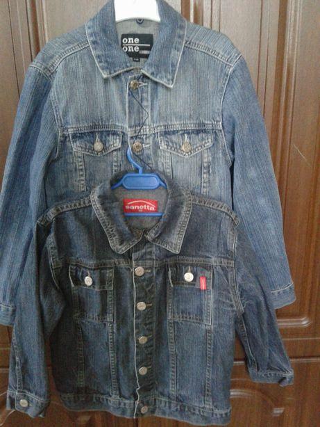 Джинсові курточки