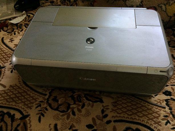 принтер струйний кольоровий Canon iP3000 не робочий