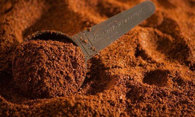 Кофейный жмых Цена за кг/25 грн