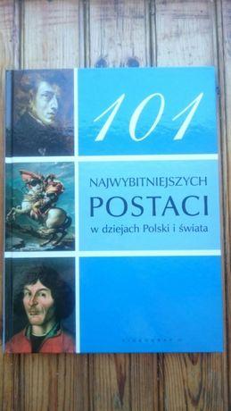 101 najwybitniejszych postaci w dziejach Polski i świata, nowa książka