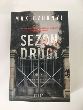 Max Czornyj Sezon drugi