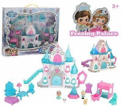 Замок снежной королевы Frosty Wonderland