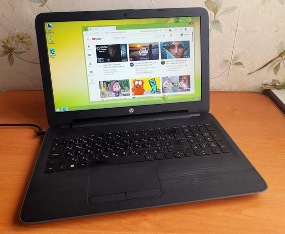Ноутбук HP 255 G5 AMD E2-7110/6GB/120SSD/RadeonR2