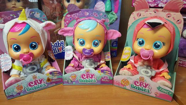 Интерактивная Кукла-плакса Розовый Дракончик Cry Babies Dragon
