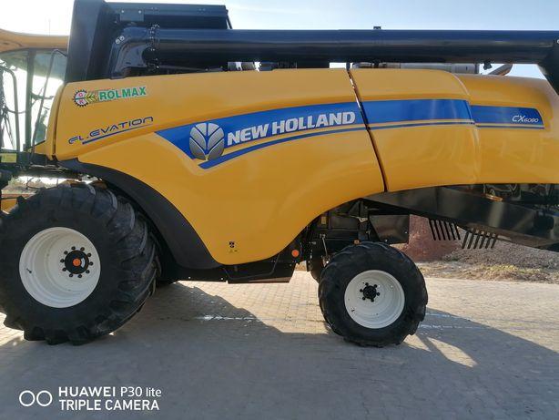 New Holland cx 6080