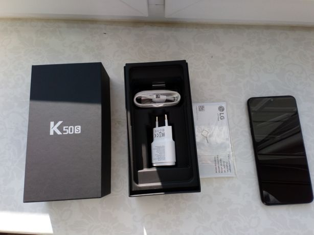 LG K50S Dual SIM, nowy