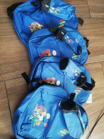 Plecaki z piurnikami