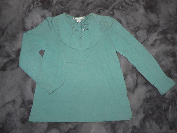 bluzka tunika dziewczęca Zara 146-158