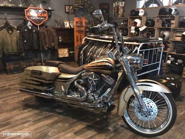 Harley-Davidson FLHR  CVO (FLHRSEI2)