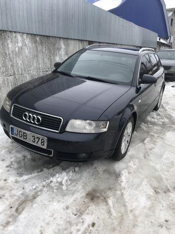 Audi a4b6 2002 рік 1.9tdi ОБМЕН.