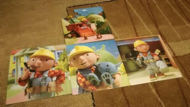 Puzzle dla dzieci chlopiece