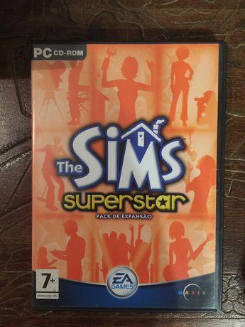 Jogo PC The sims - Superstar