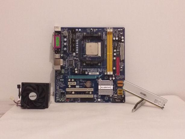Zestaw Komputerowy - Ram 2x2GB AMD Phenom