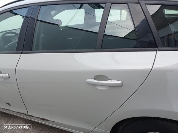 Porta Traseira Esquerda Volvo V60 I (155, 157)