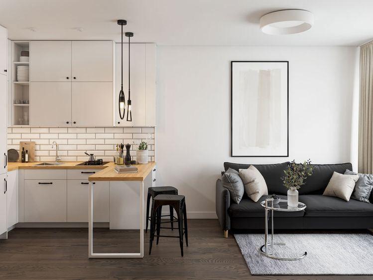 Твоя МЕЧТА реальна   1- комнатная квартира + КУХНЯ-СТУДИЯ в ЦЕНТРЕ Одеса - зображення 1
