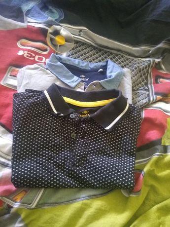 Koszulki polo krótki rękaw/ t-shirt rozmiar 98/104