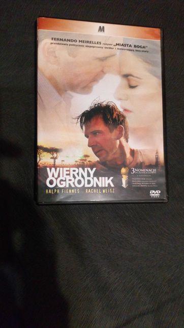 Filmy DVD - Wierny ogrodnik - reż. Fernando Meirelles - stan BDB