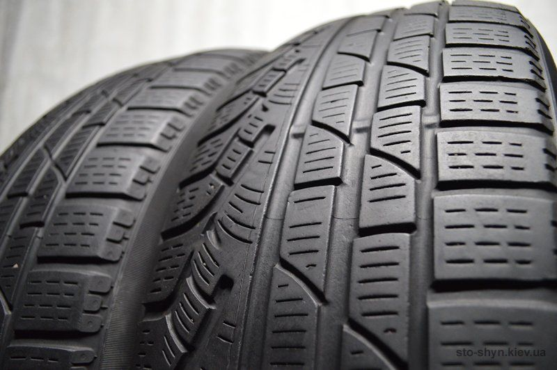 205 65 17 Pirelli Sottozero Winter 210 Serie-2 Б.У Замена: 215/60/17 Киев - изображение 1