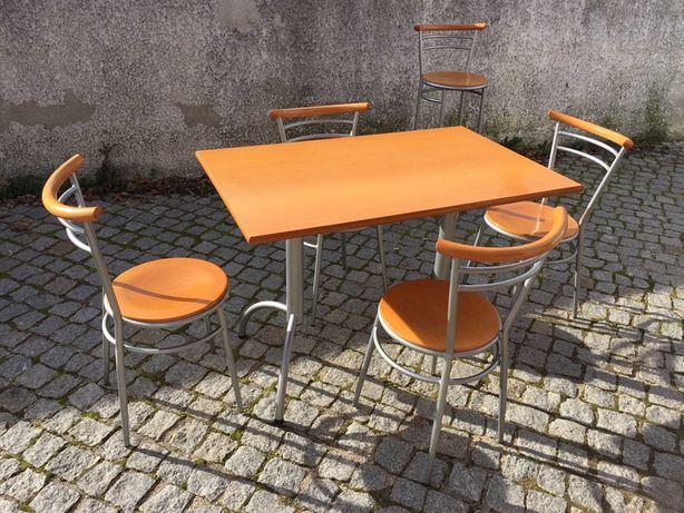 Conj. mobiliário café