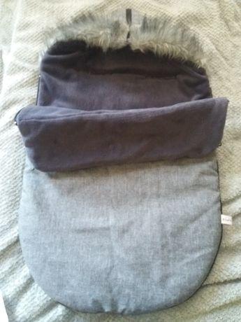 Śpiworek zimowy 90 cm