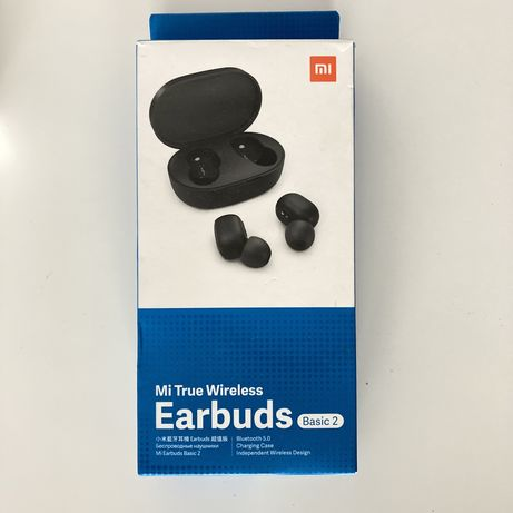 Sluchawki xiaomi mi true wireless earbuds