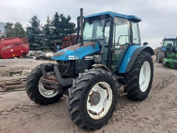 New  Holland TS90+ ładowacz