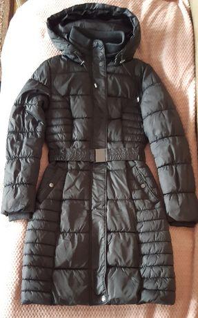 Kurtka, płaszczyk Orsay ocieplana  jesienno zimowa