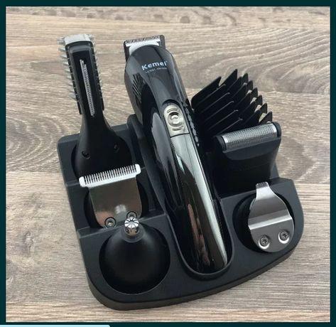 Машинка - триммер для стрижки волос, бороды. головы, мультитриммер