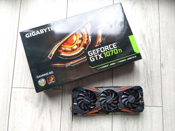 Gigabyte GeForce GTX 1070Ti GAMING 8GB GDDR5