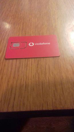 Стартовый пакет для восстановления сим-карты Vodafone