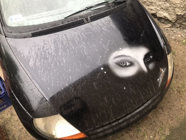 Maska i Klapa Bagaznika Ford Ka 1gen
