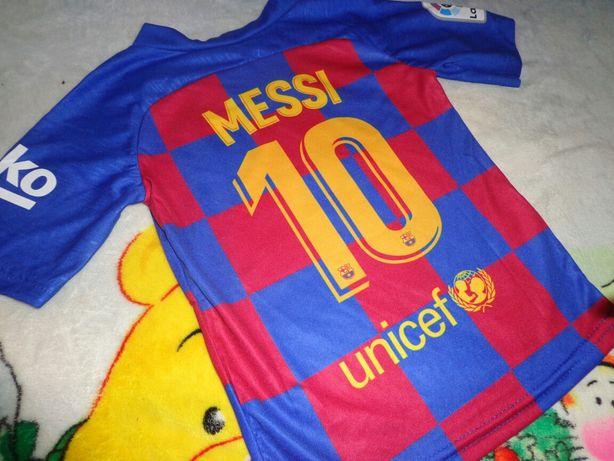 Messi новая футболка для маленького футболиста