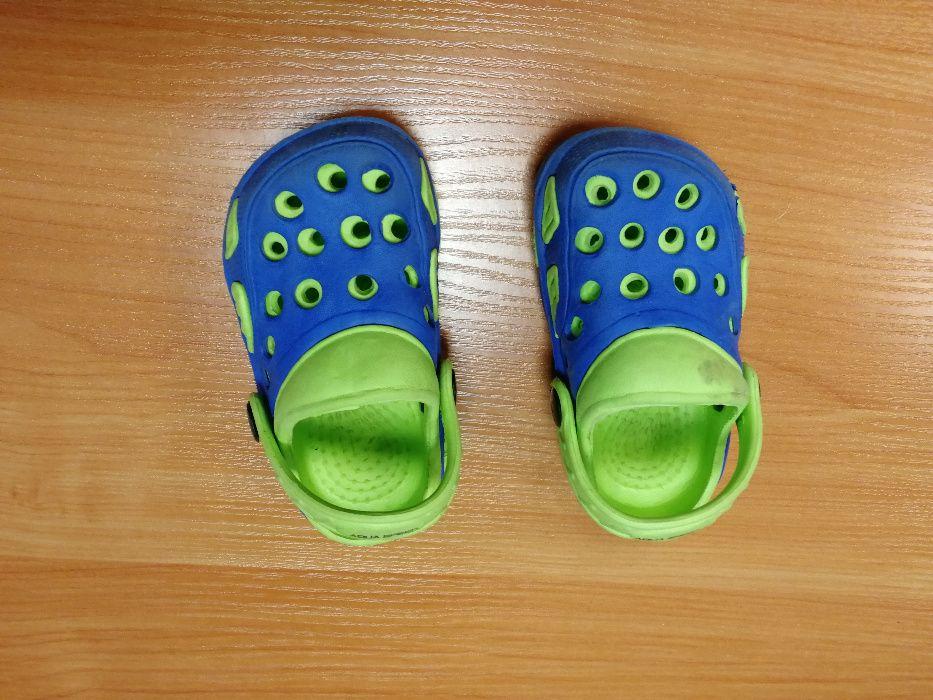 Obuwie buty basenowe dla dziecka 22 Łódź - image 1