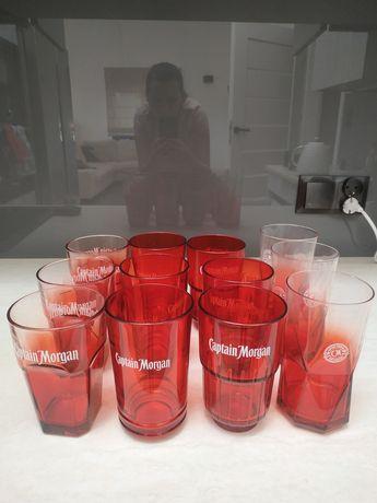 Nowy komplet 12 szklanek Capitan Morgan