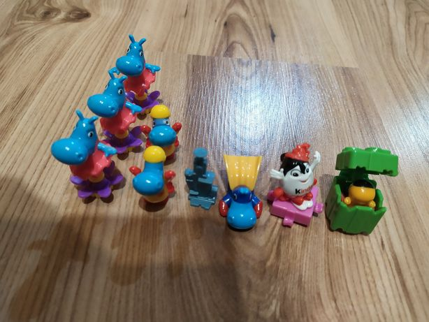 Kinder niespodzianka, figurki, seria SE