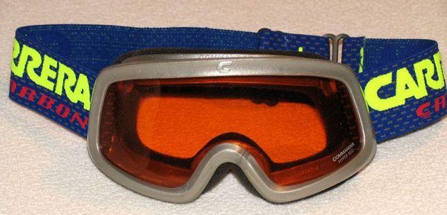 Gogle narciarskie Carrera Carbon bdb .