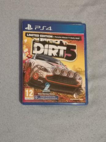 Dirt 5 na Ps4/Ps5