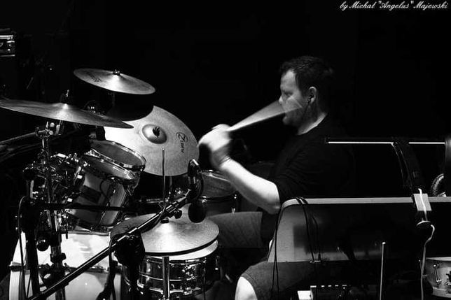 Lekcje gry na perkusji z Grzegorzem Śliwką