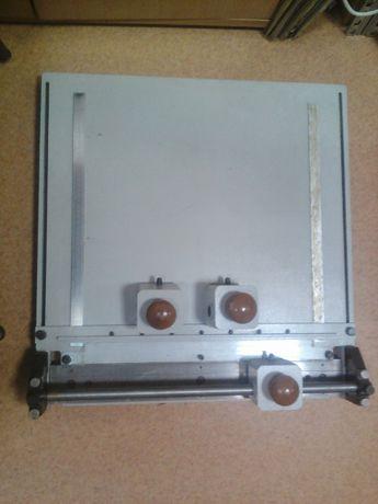 Різак роліковий 420 мм Opus верстат-резак (біговка,перфорація,порезка)