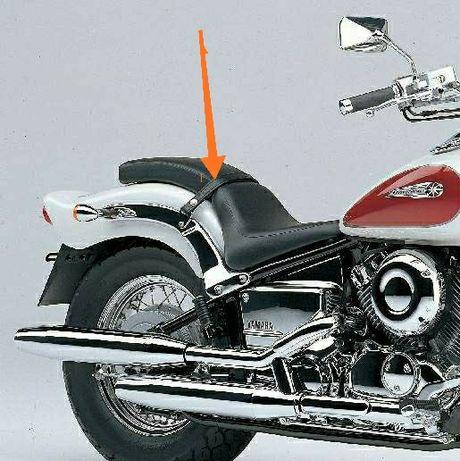 Ремень сиденья для Yamaha Drag Star XVS 400/650