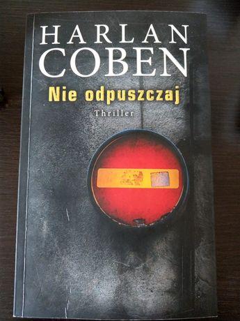 Książka Nie odpuszczaj Harlan Coben