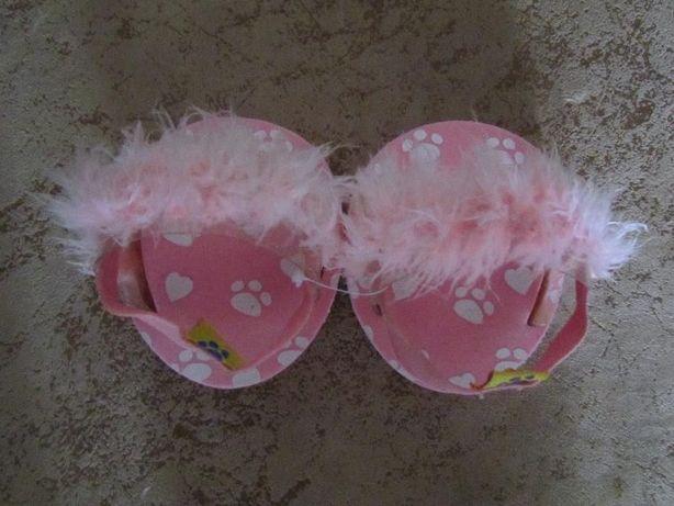 Тапочки для собачки - модницы