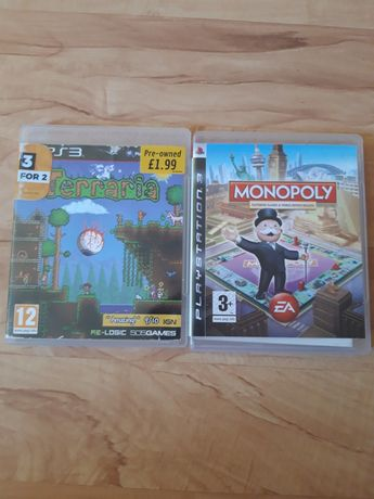 Terraria, Monopoly na Ps3 Playstation 3