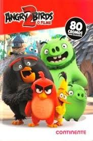 Lote cromos Angry Birds 2