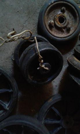 Колесо колёсики для тачки тележки